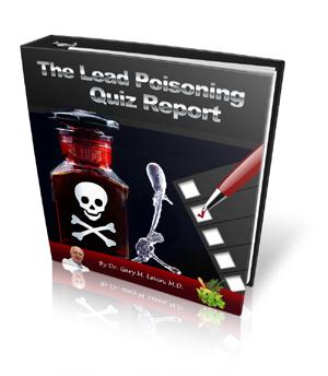 Lead Poisoning Quiz Report